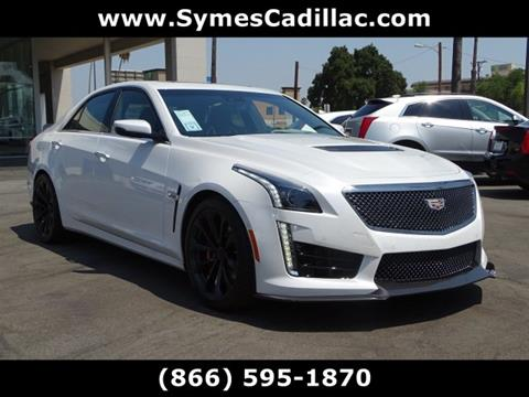 2017 Cadillac CTS-V for sale in Pasadena, CA