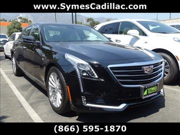 2017 Cadillac CT6 Plug-In Hybrid for sale in Pasadena, CA