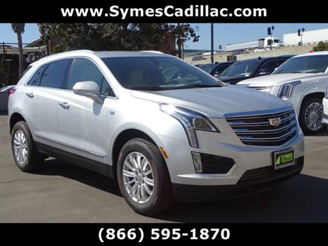 2018 Cadillac XT5 for sale in Pasadena, CA