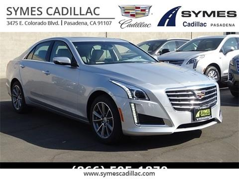 2018 Cadillac CTS for sale in Pasadena, CA