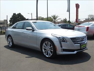 2016 Cadillac CT6 for sale in Pasadena, CA