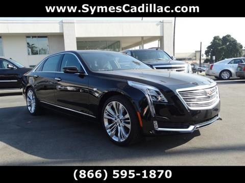 2016 Cadillac CT6 for sale in Pasadena, CA