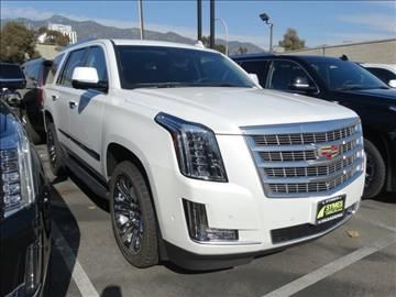2017 Cadillac Escalade for sale in Pasadena, CA