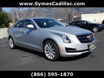 2017 Cadillac ATS for sale in Pasadena, CA