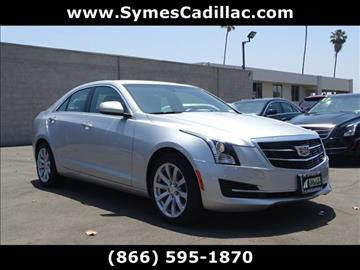 2017 Cadillac ATS for sale in Pasadena, CA
