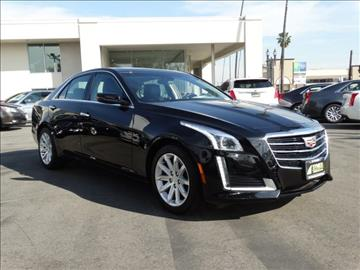 2015 Cadillac CTS for sale in Pasadena, CA
