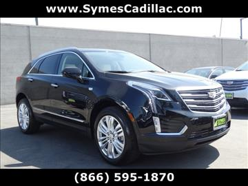 2017 Cadillac XT5 for sale in Pasadena, CA