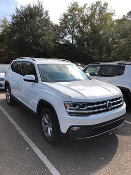 2019 Volkswagen Atlas for sale in Mount Pleasant, SC
