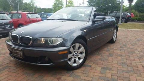 2006 BMW 3 Series for sale in Mount Pleasant, SC