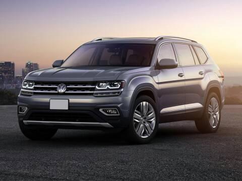 2019 Volkswagen Atlas V6 SEL for sale at LOW COUNTRY VOLKSWAGEN in Mount Pleasant SC