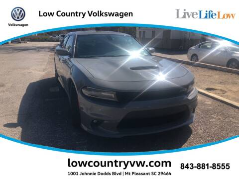 2018 Dodge Charger for sale at LOW COUNTRY VOLKSWAGEN in Mount Pleasant SC