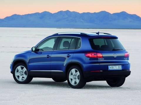2013 Volkswagen Tiguan for sale at LOW COUNTRY VOLKSWAGEN in Mount Pleasant SC