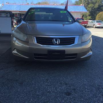 2008 Honda Accord for sale in Albany, GA