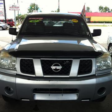 2007 Nissan Titan for sale in Albany, GA