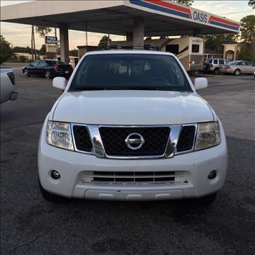 2008 Nissan Pathfinder for sale in Albany, GA