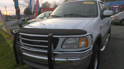 2003 Ford F-150 for sale in Albany, GA