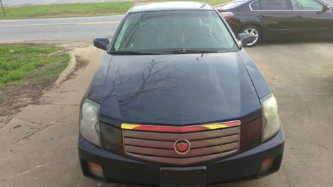 2004 Cadillac CTS for sale in Albany, GA