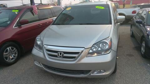 2006 Honda Odyssey for sale in Albany, GA