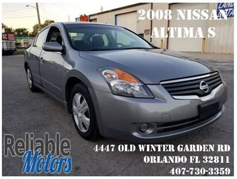 Nissan Used Cars For Sale Orlando Reliable Motors