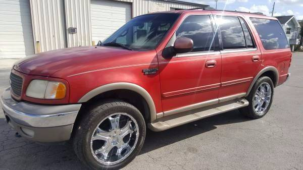 2000 ford expedition 4x4 not working