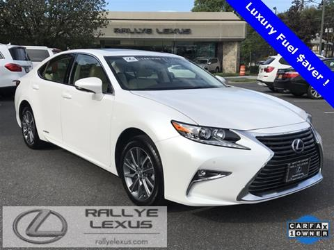 2016 Lexus ES 300h for sale in Glen Cove, NY