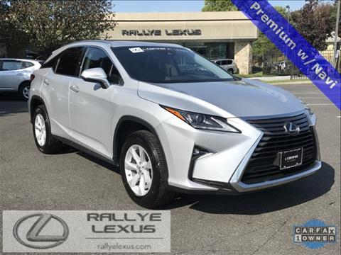 2017 Lexus RX 350 for sale in Glen Cove, NY
