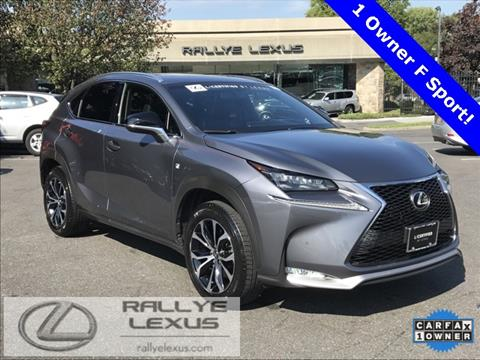 2015 Lexus NX 200t for sale in Glen Cove, NY