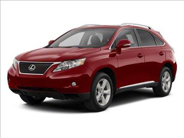 2011 Lexus RX 450h for sale at RALLYE LEXUS in Glen Cove NY