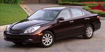 2002 Lexus ES 300 for sale at RALLYE LEXUS in Glen Cove NY