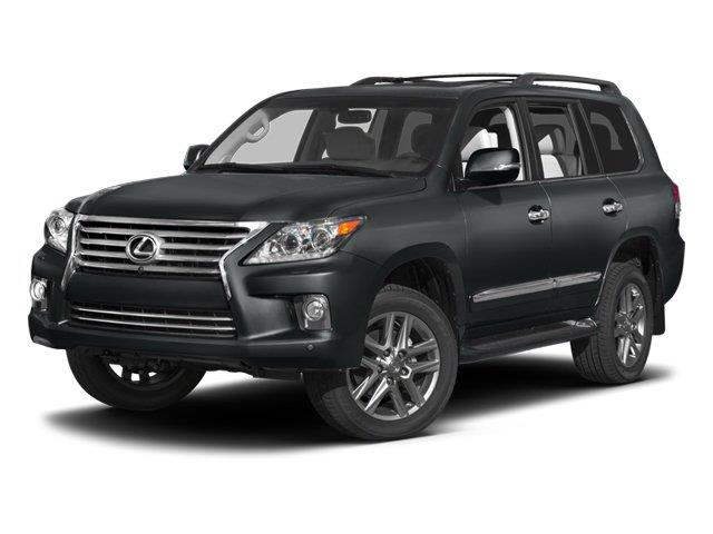 2013 Lexus LX 570 for sale at RALLYE LEXUS in Glen Cove NY