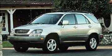 2000 Lexus RX 300 for sale at RALLYE LEXUS in Glen Cove NY