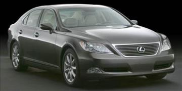2007 Lexus LS 460 for sale at RALLYE LEXUS in Glen Cove NY