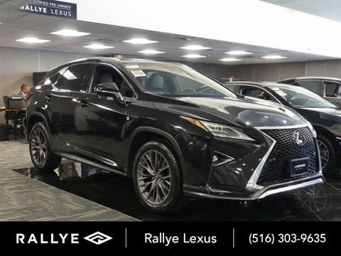 2016 Lexus RX 350 for sale in Glen Cove, NY