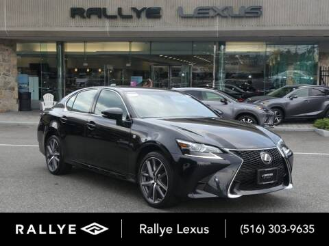 2017 Lexus GS 350 for sale at RALLYE LEXUS in Glen Cove NY