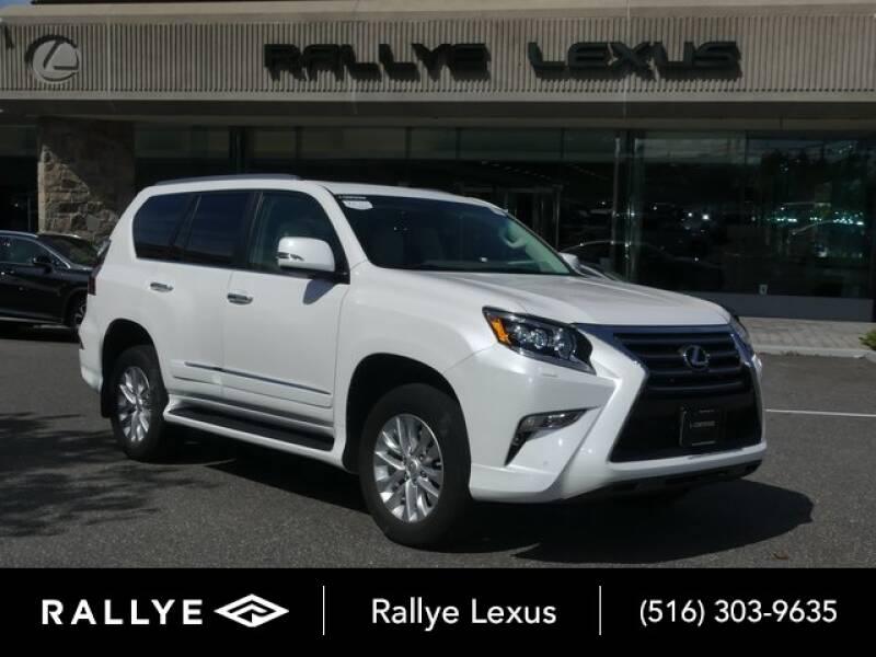 2017 Lexus GX 460 for sale at RALLYE LEXUS in Glen Cove NY