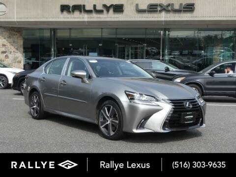 2016 Lexus GS 350 for sale at RALLYE LEXUS in Glen Cove NY