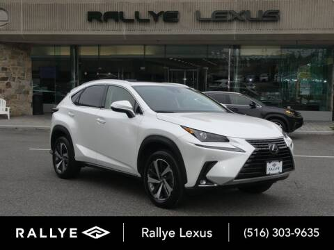 2020 Lexus NX 300 for sale at RALLYE LEXUS in Glen Cove NY