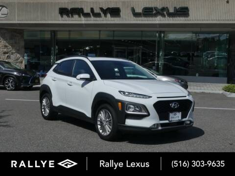 2018 Hyundai Kona for sale at RALLYE LEXUS in Glen Cove NY