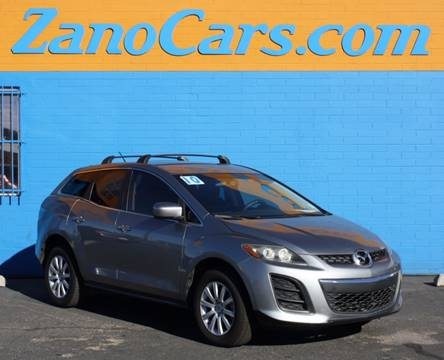 2010 Mazda CX-7 for sale in Tucson, AZ