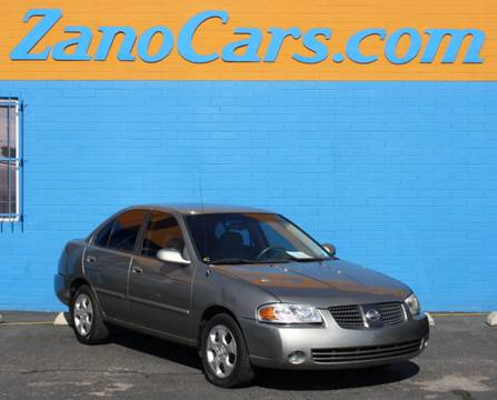 2006 Nissan Sentra for sale in Tucson, AZ