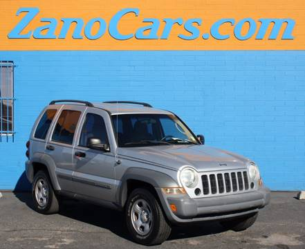 2005 Jeep Liberty for sale in Tucson, AZ