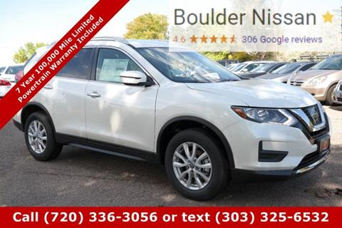 2017 Nissan Rogue for sale in Boulder, CO