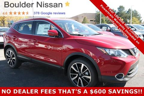 2017 Nissan Rogue Sport for sale in Boulder, CO