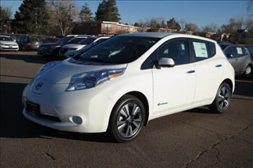 2017 Nissan LEAF for sale in Boulder, CO