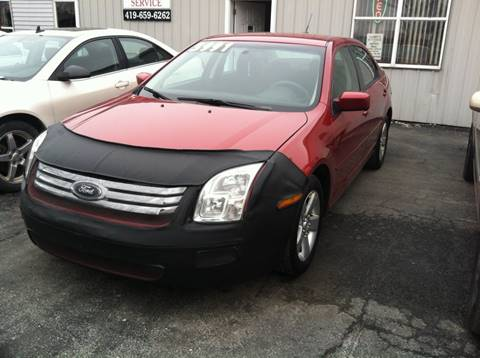 2007 Ford Fusion for sale in Columbus Grove, OH