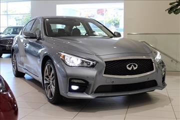 2015 Infiniti Q50 for sale in White Plains, NY