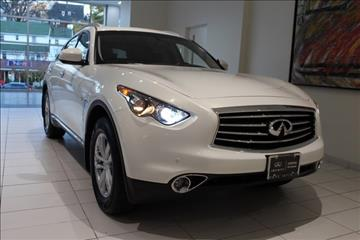 2016 Infiniti QX70 for sale in White Plains, NY