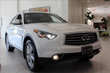 2015 Infiniti QX70 for sale in White Plains, NY