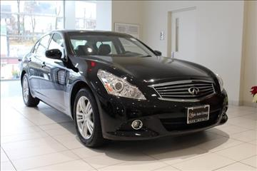 2015 Infiniti Q40 for sale in White Plains, NY