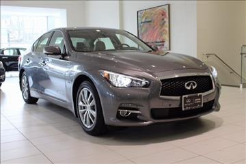 2016 Infiniti Q50 for sale in White Plains, NY